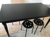 Ikea Ingatorp Extending Dining Table