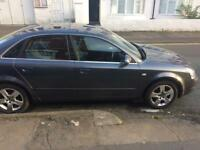 audi a4 ,or swap with hand left drive