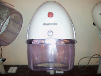 Kadus Express Salon Retro Hair Dryers with drying chairs x 7