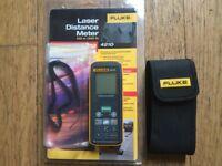 Fluke 421D Laser Distance Meter (uk version) 100m