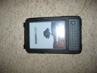 Dead Kindle + spare battery - SPARES/REPAIR only