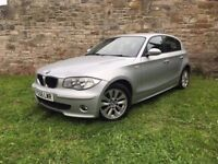 BMW 120D DIESEL 12 MONTH MOT NEW CLUTCH AND TURBO