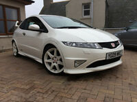 Honda Civic Type R Championship white Edition