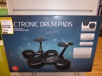 Electronic Drum Pad (Boxed)