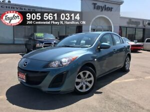 2010 Mazda MAZDA3 GS Automatic w/Air Conditioning, Power Group