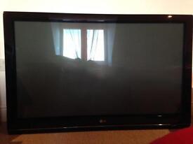 "LG 50"" Plasma TV"