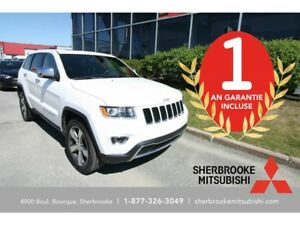 2016 Jeep Grand Cherokee AWD Limited Cuir Toît GPS
