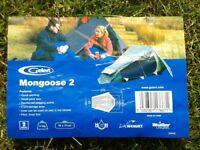 2 man tent - Gelert - Mongoose 2