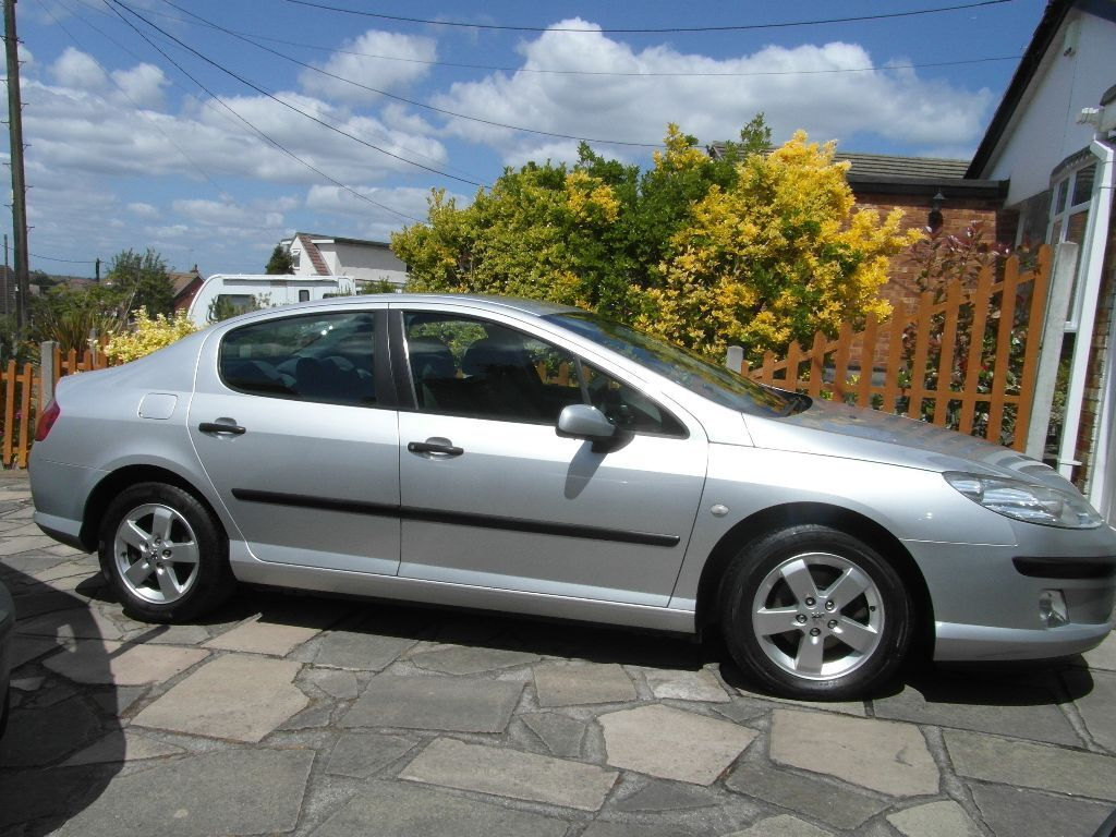 peugeot 407 1 6 hdi in benfleet essex gumtree. Black Bedroom Furniture Sets. Home Design Ideas