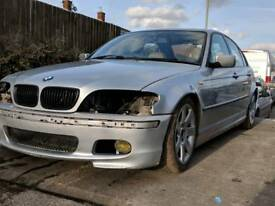 Bmw 325 msport (swap drift lowered)