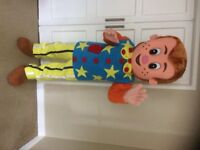 Uk seller new Adult size delux fancy dress mascot outfit Mr Tumble