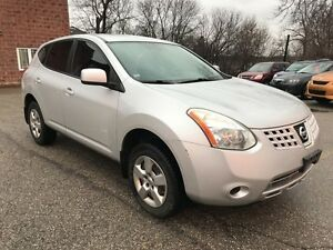 2008 Nissan Rogue NO ACCIDENT - SAFETY & WARRANTY INCLUDED