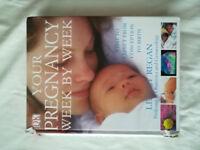 Your Pregnancy Week by week by Lesley Regan