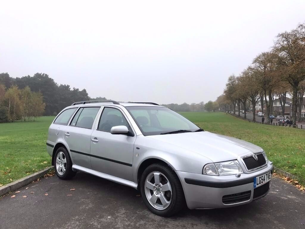 2004 54 Skoda Octavia 19 Tdi Diesel Elegance Manual Estate Brand Mini Cooper Fuse Box Clicking New