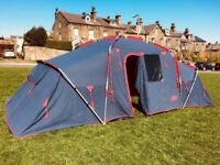 Khyam Ridgi Dome XXL Family Size Tent
