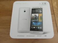 HTC One Mini 16GB Glacial Silver Smartphone Locked to Vodafone