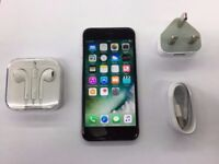 IPHONE 6 BLACK/ VISIT MY SHOPP. / UNLOCKED / 16 GB/ GRADE A / WARRANTY + RECEIPT