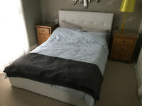 Double Bed Frame (Matress not included)