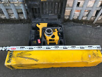 Dewalt Rotary Laser Level with stand all in boxes 18v battery with charger - take swap or part ex
