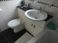 IDEAL STANDARD BATHROOM SUITE
