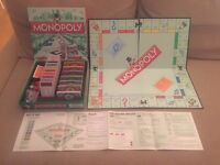 Monopoly Classic - used once!