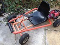Goped/go-quad/go-kart