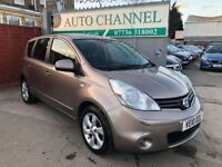 Nissan Note 1.5 dCi N-TEC 5dr £3,245 p/x welcome FREE WARRANTY, NEW MOT