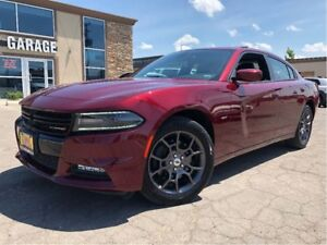 2018 Dodge Charger GT AWD NAVIGATION LEATHER MOONROOF