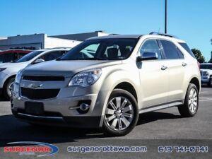 2011 Chevrolet Equinox 2LT AWD 1SC - $124.52 B/W