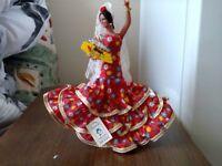 Spanish doll