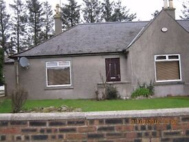 3 bed, unfurnished, semi detached bungalow AB21