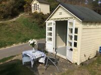 Beach Hut Hire - Canford Cliffs