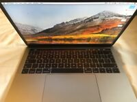 "MacBook Pro 2016 13"" Touch Bar Space Grey with Apple Care Warranty until 15 March 2020 URGENT"