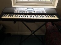 5-Octave Touch-sensitive keyboard - Panasonic SX-KC600 - second-hand - must go by mid-May!