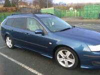 Saab 9-3 Areo for sale