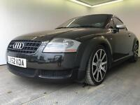 2002 | Audi TT 1.8T Quattro | Full Service History | New Cambelt | 1 Year MOT | HPI Clear
