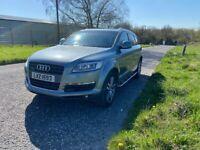 Audi, Q7, Quattro, 2007, Semi-Auto, 2967 (cc)