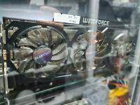 Gigabyte WindForce AMD R9 290 4G GDDR5 GPU Graphics Card
