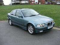 BMW 318 SE *AUTOMATIC* MINT CAR IN AMAZING CONDITION !! DRIVES LIKE NEW ,SERVICE HISTORY