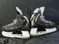 Ice hockey boots rebook pumps