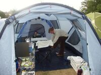Vango Colorado 600 DLX Tent 6+ Persons (2006 model)