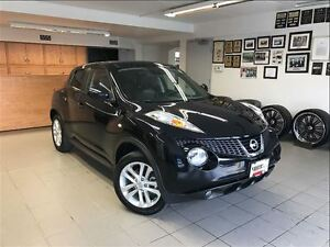 2013 Nissan Juke SL 1 OWNER LOCAL TRADE!!