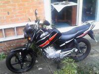 Yamaha 125
