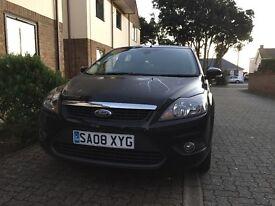 For sale Ford Focus 2008 1.6 Titanium petrol