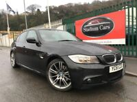 2011 (61 reg) BMW 3 Series 2.0 320d Sport Plus Edition 4dr Saloon Turbo Diesel 6 Speed Manual