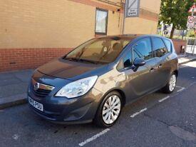2015 Vauxhall Meriva, automatic, 8000 miles