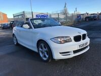 2009 59 BMW 118d CONVERTIBLE *** SPORT ***