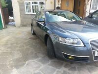 AUDI A6 2.0 tdi Automatic (Multitronic 7 speed ) full stamped service history