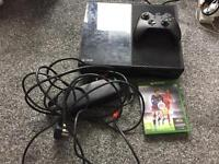 Xbox one 1tb in good work in order