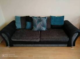 3+2 sofa almost new DFS
